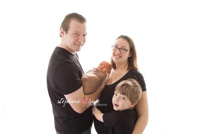 Buffalo, NY Newborn Photographer